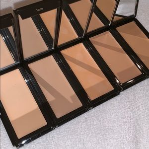 Jouer face perfector shades 1 - 5 all never used.
